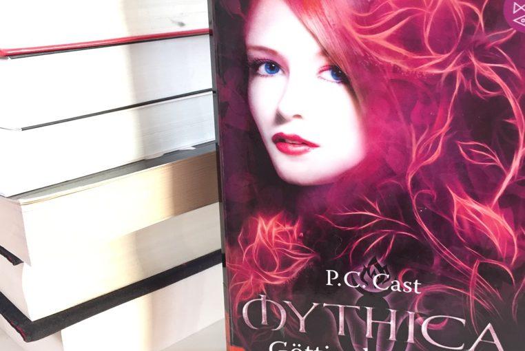 Göttin der Rosen (Mythica) von P.C. Cast