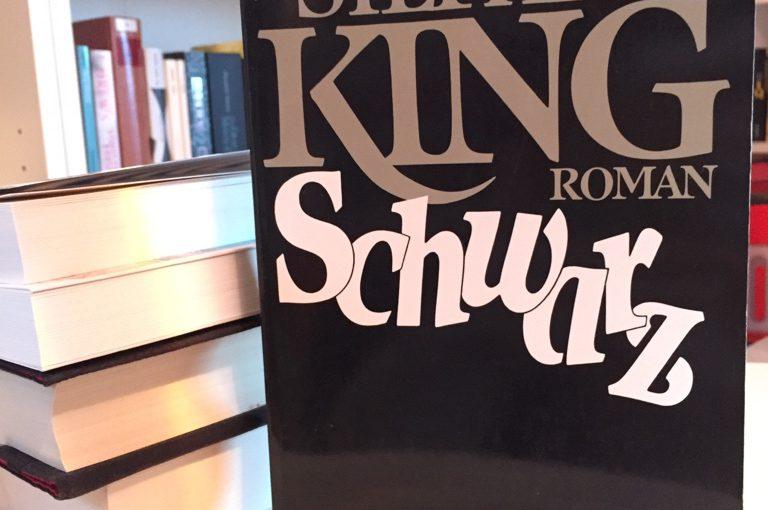 Schwarz (Der dunkle Turm) von Stephen King