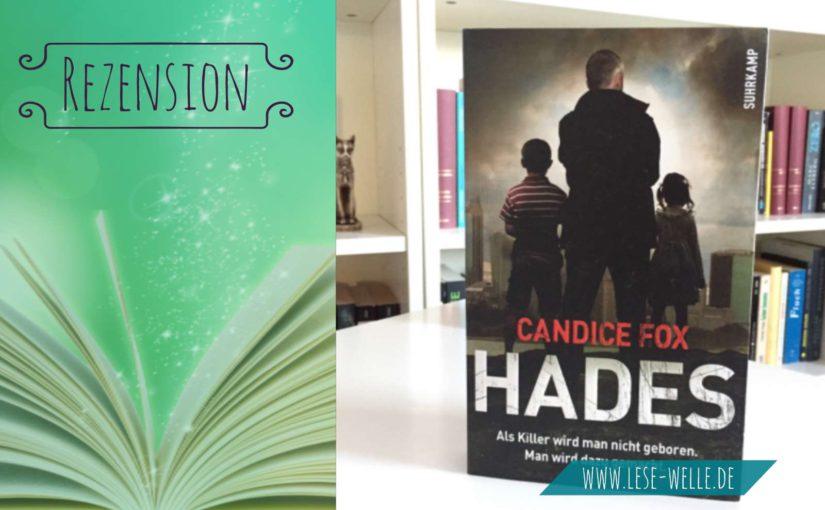 Hades von Candice Fox