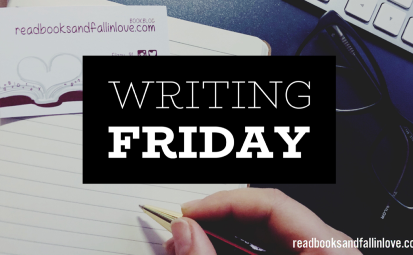 [Aktion] Writing Friday: Das magische Buch