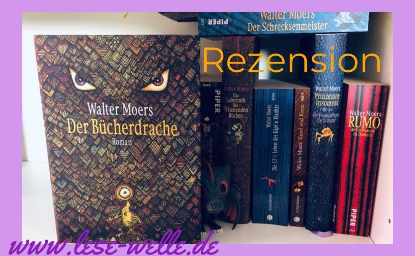 Der Bücherdrache von Walter Moers
