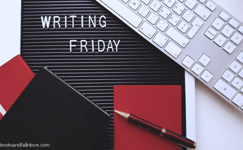 [Aktion] Writing Friday: Hallo Diana!