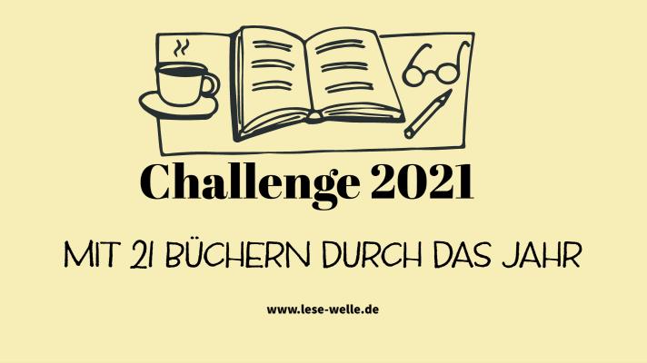 [Challenge] 21 Bücher für das Jahr 2021